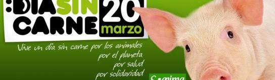 20 de marzo: Día Mundial Sin Carne